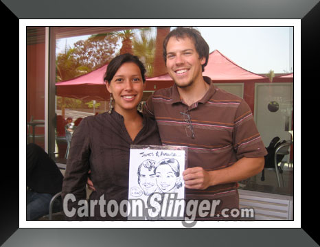 couple expecting cartoon